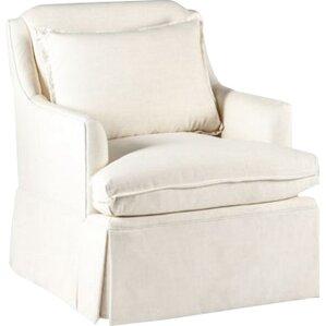 Bridgette Swivel Armchair by Gabby