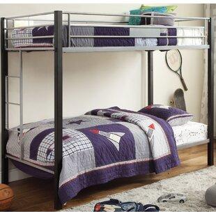 Harriet Bee Boaman Twin Bunk Bed
