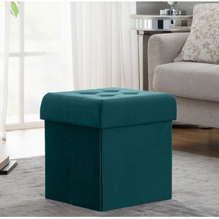 Nason Storage Tufted Ottoman by House of Hampton