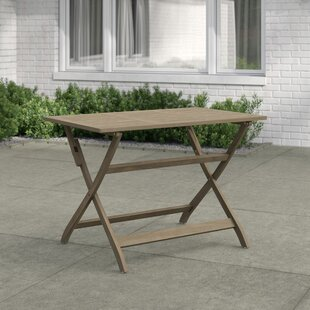 Loma Wood Dining Table Image