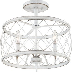 Meryl 3-Light Semi Flush M..