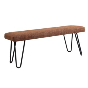 Weisinger Upholstered Bench by George Oli..