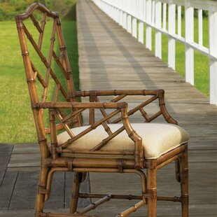 Find Island Estate Dining Chair by Tommy Bahama Home Reviews (2019) & Buyer's Guide