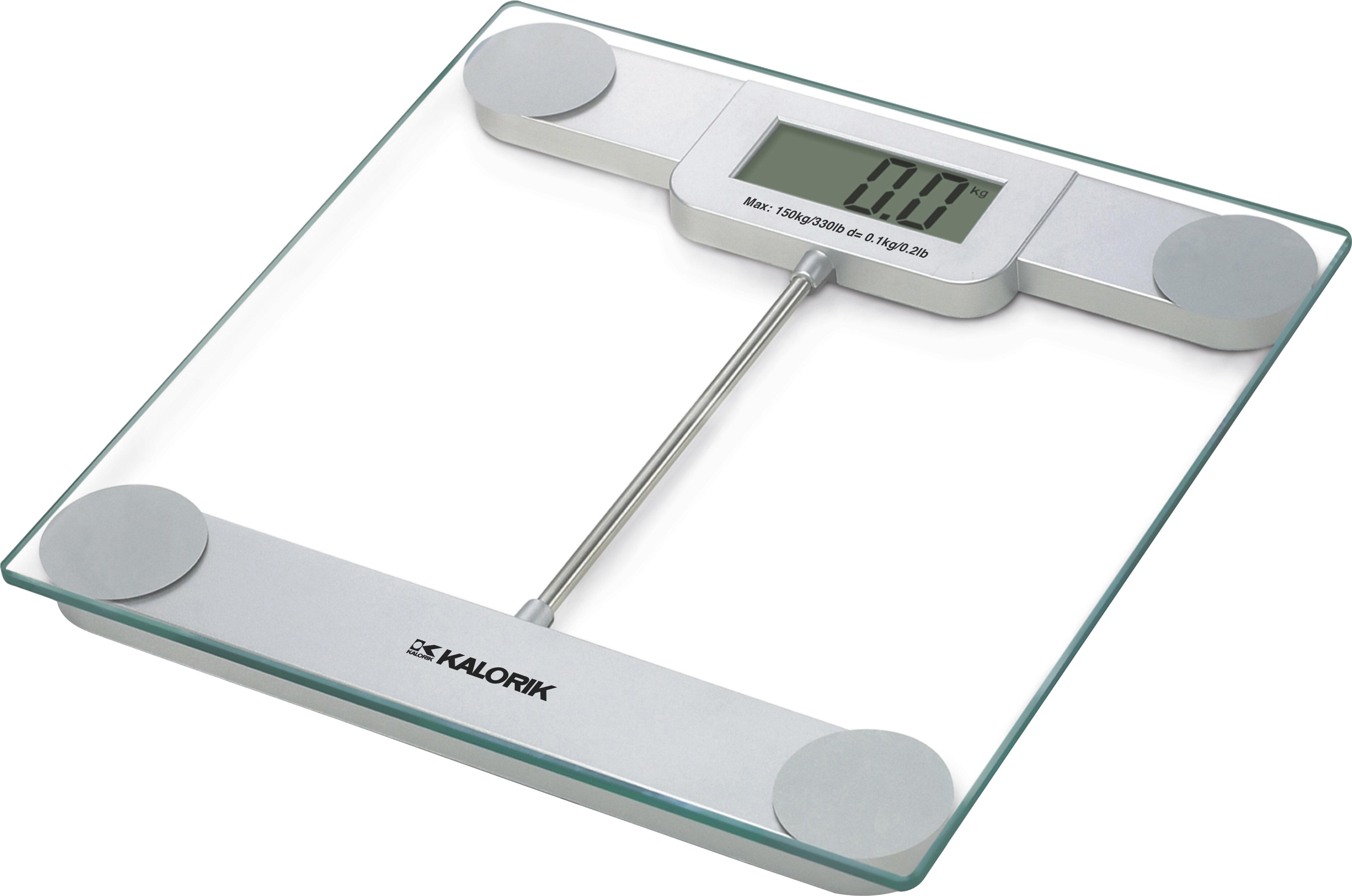 Kalorik Precision Digital Glass Bath Scale & Reviews   Wayfair