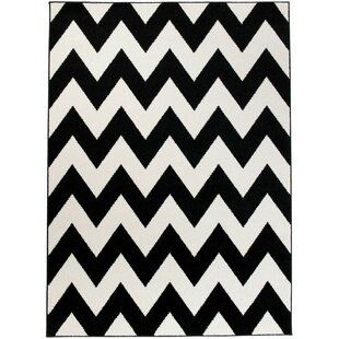 Tores Black White Rug