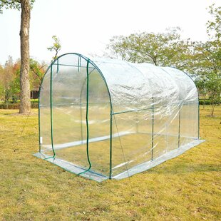 Vickers 2m W X 3.5m D Greenhouse By Sol 72 Outdoor