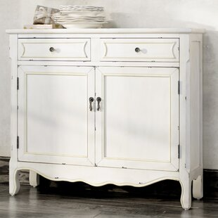 Follett 2 Drawer Accent Cabinet by Bay Isle Home