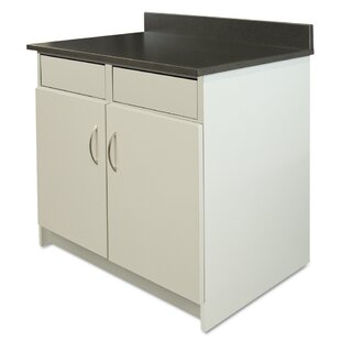Alera® Plus™ 2 Door Storage Cabinet