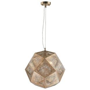 Brayden Studio Skopelos Modern 3-Light Pendant