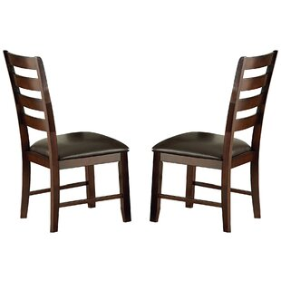 Kauai Solid Wood Dining Chair (Set of 2) ..