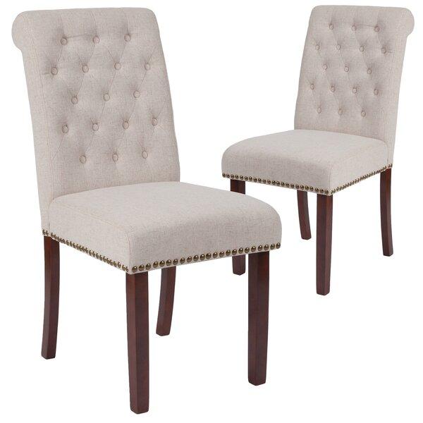 High Back Parsons Chair Wayfair