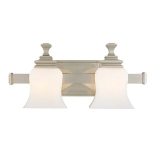 Darby Home Co Ellwood 2-Light Vanity Light