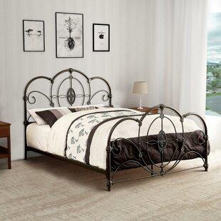 Craine Panel Bed by Fleur De Lis Living
