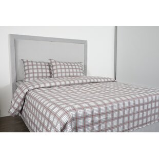 Shop Costigan 100% Cotton 4 Piece Sheet Set By Red Barrel Studio
