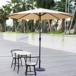 Outdoor Furniture 9u0027 Market Umbrella