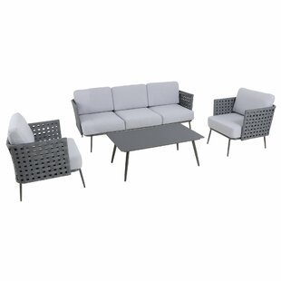 Coelho 5 Seater Sofa Set By Sol 72 Outdoor