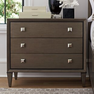 Ariana Paloma 3 Drawer Bachelor's Chest by Lexington
