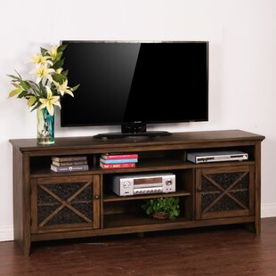 Shop For Birney TV Stand for TVs up to 70 by Loon Peak Reviews (2019) & Buyer's Guide