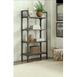Mak 65 H x 30 W Metal Etagere Bookcase by Williston Forge