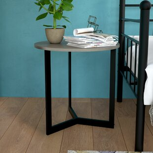Lavenia End Table by Wroug..