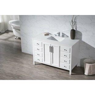 Carpentier 49 Single Bathroom Vanity Set by Brayden Studio