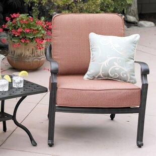 Astoria Grand Berenice Club Chair with Cu..