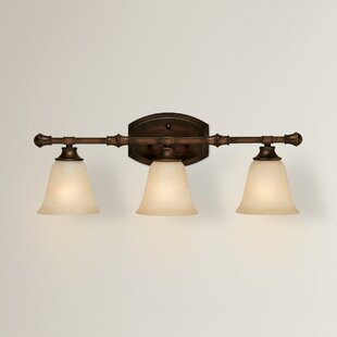 Bargain Lindenwood 3-Light Vanity Light By Charlton Home