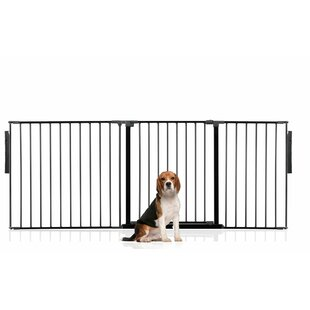 Bentonville Wall Mounted Pet Gate by Archie & Oscar