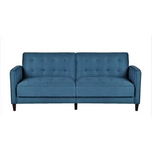 Pepperell Sleeper Sofa Bed by Zipcode Design