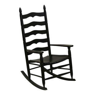Lake Macquarie Ladder Back Rocking Chair