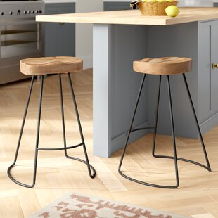 Barraute 63cm Bar Stool (Set Of 2) By Union Rustic