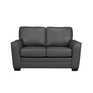 Best Reviews Nadin Loveseat by Orren Ellis Reviews (2019) & Buyer's Guide