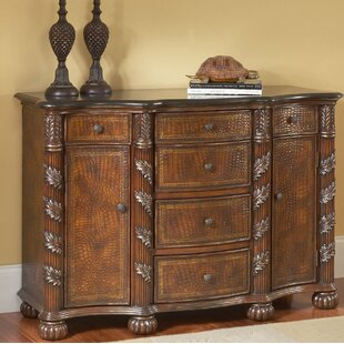 Spillman 2 Door 6 Drawer Accent Cabinet & Marble Top Cabinets u0026 Chests Youu0027ll Love | Wayfair