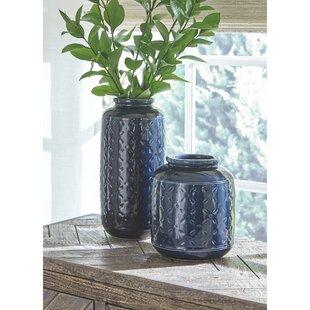 Schoenberger 2 Piece Table Vase Set
