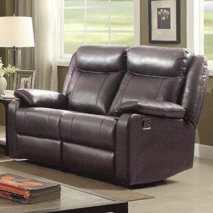 Roudebush Double Reclining Loveseat by Latitude Run