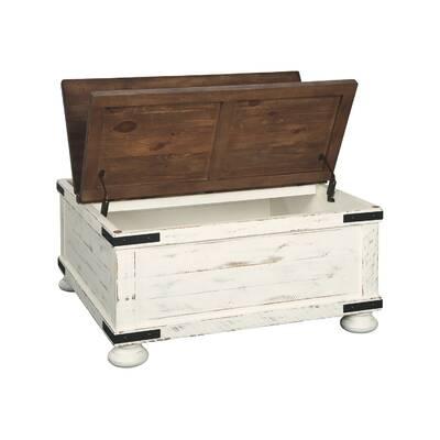 Castrejon Coffee Table With Storage Reviews Birch Lane