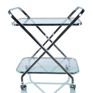 Anne X-Shape Bar Cart