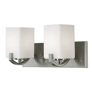 Great Price Soho 2-Light Vanity Light By Brayden Studio