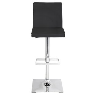 Captain Adjustable Height Swivel Bar Stool