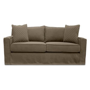 The William Slipcover Sofa by South Cone Home