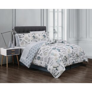 Rocket 8 Piece Reversible Comforter Set