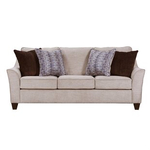 Henslee Queen Sleeper Sofa by Alcott Hill