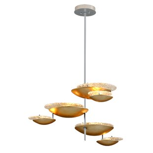 Corbett Lighting Libra 6-Light..