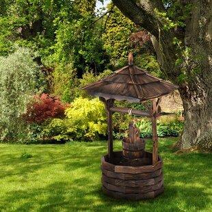 Loreley Wooden Fountain Image