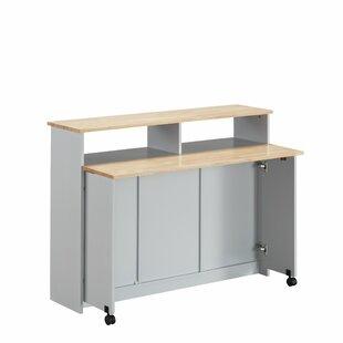 Mazelina Kitchen Cart