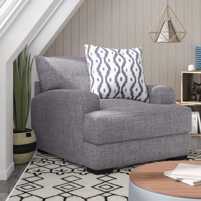 Brayden Studio Ally Chair And A Half Reviews Wayfairca