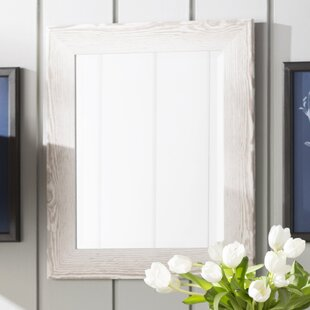 Rectangle Antique Wall Mirror ByBeachcrest Home