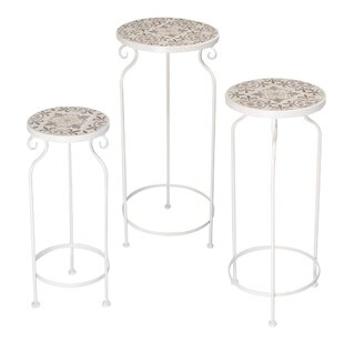 Review Lloyd 3 Piece Nesting Plant Stand Set