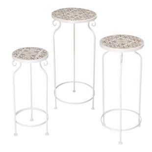 Buy Cheap Lloyd 3 Piece Nesting Plant Stand Set