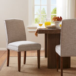 Woodcliff Upholstered Dining Chair (Set Of 2) by Darby Home Co #2